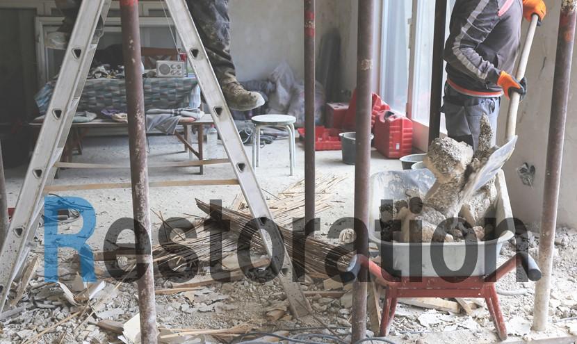 飲食店の原状回復工事